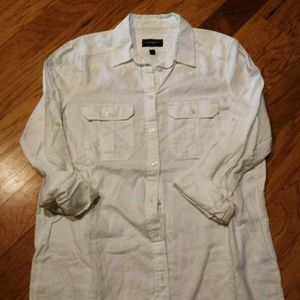 Express Cotton Military Shirt